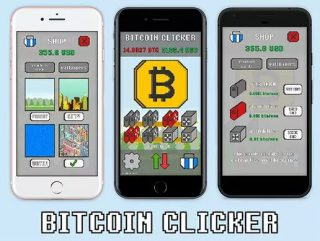 Read more about the article Bitcoin Clicker / Miner Simulator