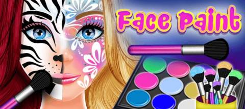 Read more about the article Face Paint Source Code