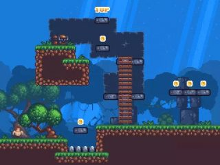 Read more about the article Forest Pixel Art Tileset