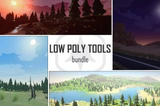Read more about the article Low Poly Tools Bundle