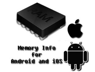 Read more about the article Memory Info for Android & iOS