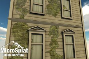 Read more about the article MicroSplat – Mesh Workflow