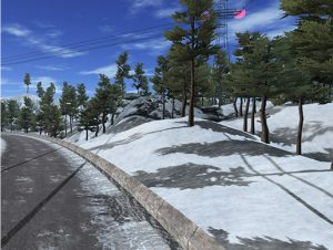 Read more about the article Mountain Sprint Race Track