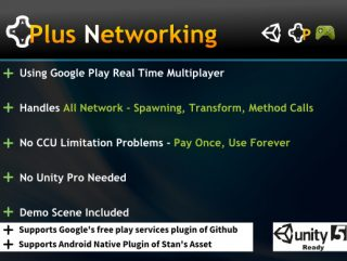 Read more about the article Plus Networking – Play Games Services