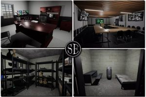 Read more about the article Police Station Interior Exterior Kit