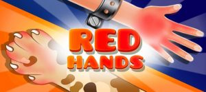 Read more about the article Red Hand Slap Game