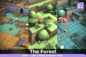 retro-dungeons-the-forest
