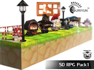 Read more about the article SD RPG Pack1