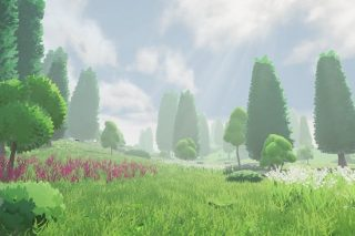Read more about the article Stylized Nature – Low Poly Environment