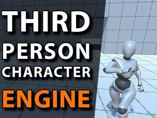 Read more about the article Third Person Engine