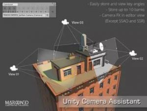 Read more about the article Unity Camera Assistant