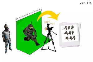animation-baking-studio-3d-to-2d