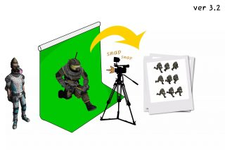 Read more about the article Animation Baking Studio (3D to 2D)