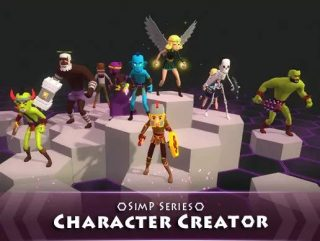 Read more about the article Character Creator SimP Series