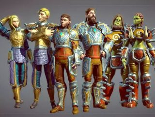Read more about the article Classic Role Playing Races