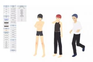 Read more about the article Customizable Anime Boy (Beta)