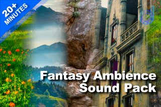 Read more about the article Fantasy Ambience Sounds Pack