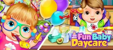 Read more about the article Fun Daycare Babysitter Game