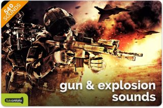 Read more about the article Gun & Explosion Sounds