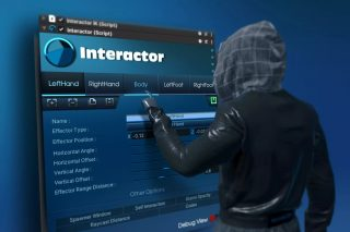 Read more about the article Interactor – Interaction Handler for IK