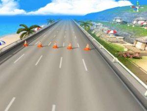 Island Highway Race