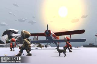 Read more about the article LOW POLY WORLD – NORTH