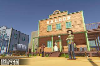 Read more about the article LOW POLY WORLD – WESTERN
