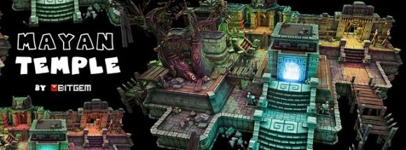 Read more about the article Mayan Temple 4K
