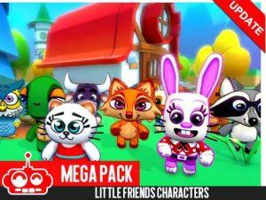 Read more about the article MEGA – Little Friends