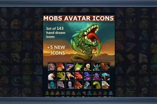 Read more about the article Mobs Avatar Icons