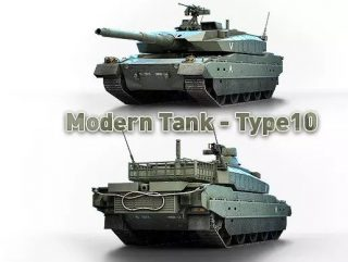 Read more about the article Modern Tank – Type 10