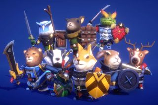 Read more about the article Modular Animal Knight PBR