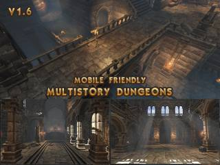 Read more about the article Multistory Dungeons