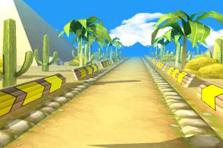 Read more about the article One Way Road 02 – Desert Road