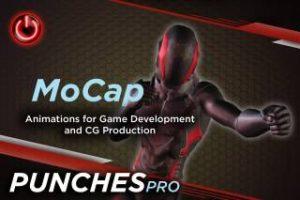 punch-pro-mocap-animation-pack