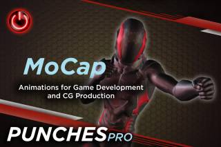 Read more about the article PUNCH PRO: MoCap Animation Pack