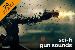 Read more about the article Sci-Fi Gun Sounds